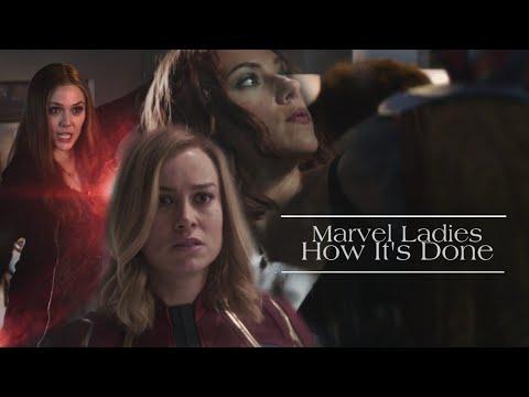 Marvel Ladies || How It's Done