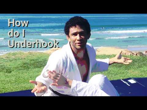 How to Get the Underhook - A Simple Drill Every BJJ Practitioner Needs to Know