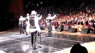 New Edition return to Philly! Cool it now, My Secret,Count Me Out medley