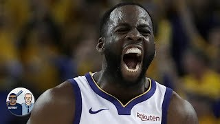 Draymond Green has become a force for the Warriors with Boogie and KD out   Jalen & Jacoby