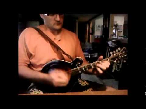 Mandolin lick foggy mountain special