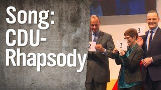Song: CDU-Rhapsody