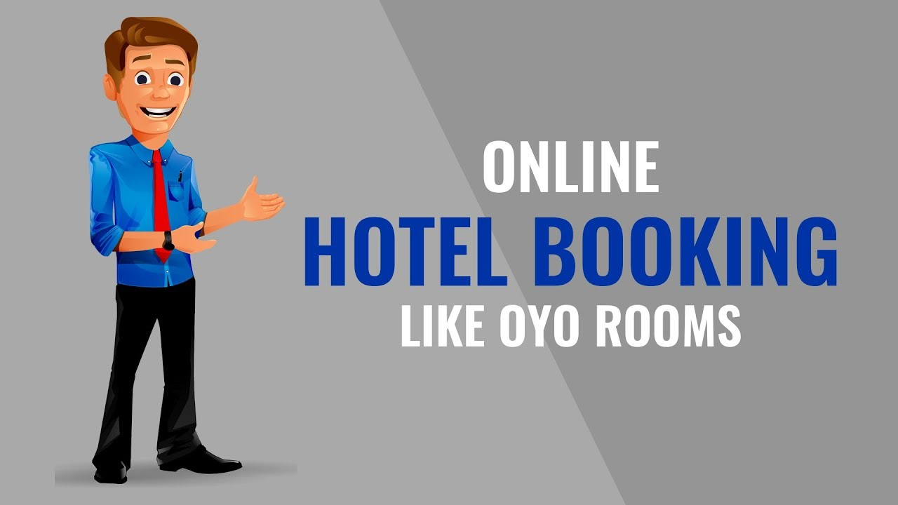 Best Hotel Room Booking Software | OYO Rooms Clone