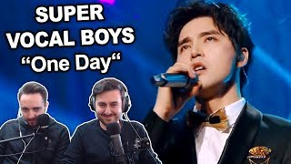 """Super Vocal Boys - One Day (Singer 2019)"" Singers REACTION"