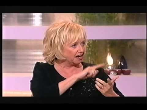 TracyAnn Oberman  on Richard & Judy 21st February 2005