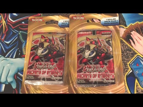 Yugioh Target Random Packs 1 Deck & 1 Pack Booster Opening
