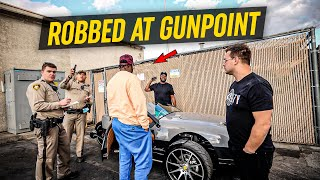 Robbed at Gunpoint in Downtown Vegas