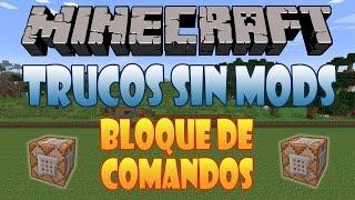 23# Como Conseguir el Bloque de Comandos en 1.8 + Repaso Trucos   Minecraft 1.8   Trucos Sin Mods