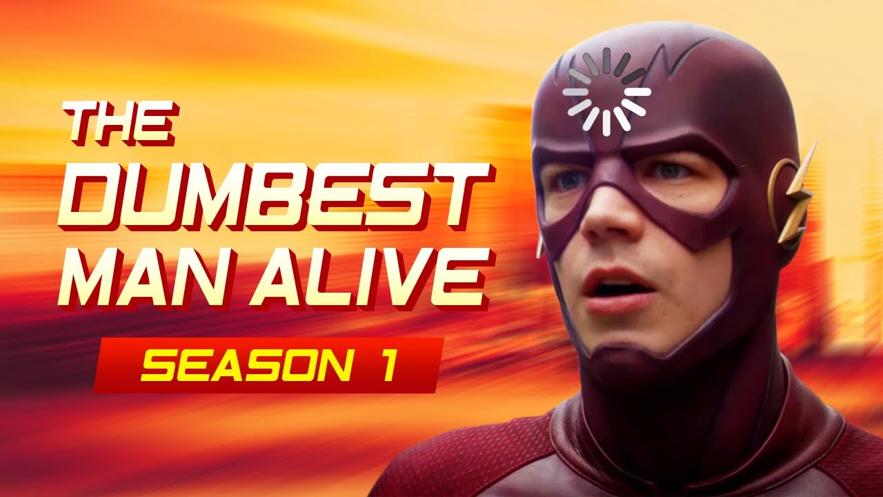 Download The Flash is Insufferably Inconsistent - Season 1