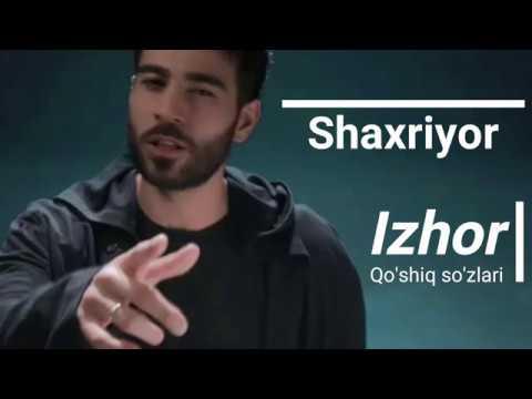 Download Shaxriyor - Izhor (Lyrics)/ Шахриёр - Изхор