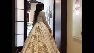 Кыз узату, Самое шикарное платье