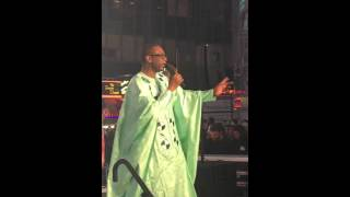 Birima by Youssou Ndour live concert in time square New York City