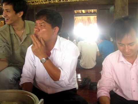Họp lớp 12B Trường PTTH Hoài Đức A (Khóa 1996-1998) - Lê Anh Sơn..wmv