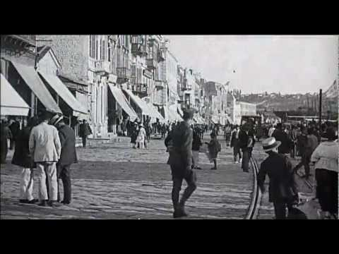 SMYRNA: THE DESTRUCTION OF A COSMOPOLITAN CITY, 1900-1922