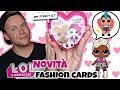 SCOPRIAMO le LOL SURPRISE FASHION CARDS !!!