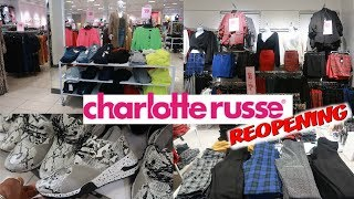 CHARLOTTE RUSSE * THEY ARE BACK!!! COME WITH ME