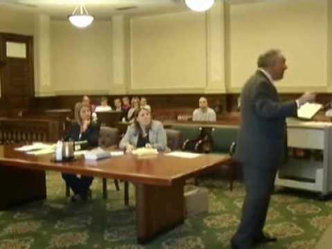 John Tinkler Trial Begins