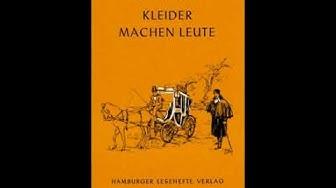 Kleider machen Leute Hörbuch deutsch