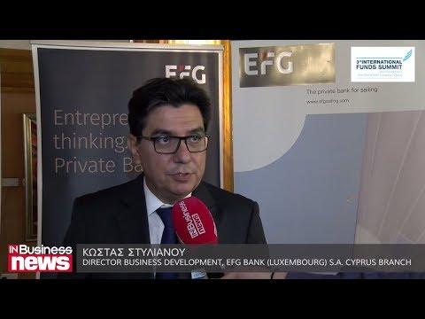 3ο International Funds Summit - EFG BANK (LUXEMBOURG) S.A. CYPRUS BRANCH