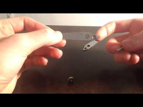 DIY Butterfly Knife
