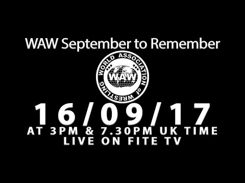 WAW September 16th 2017  2