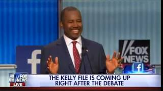 dr ben carson s closing statements at the gop cleveland debate