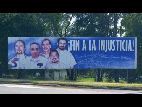 Does the Release of the Cuban Five Prove the U.S. Failed to Destroy Cuba After Decades of Trying?