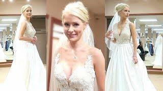 I SAID YES TO THE DRESS! | Wedding Dress Shopping Vlog