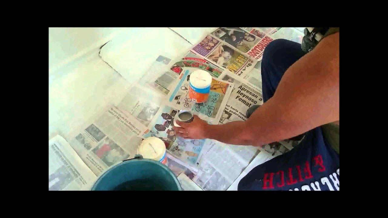 Uso de compresor de aire y pistola vinilica para pintar - Pistolas para pintar ...