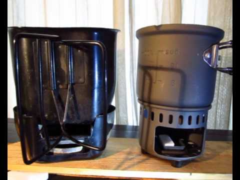 Esbit Coffee Maker Reviews : ESBIT COFFEE MAKER (Second Review) FunnyDog.TV