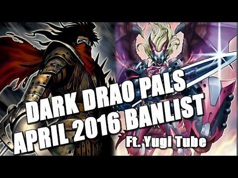 *YUGIOH* BEST! DARK DRACO-PALS DECK PROFILE! APRIL 2016 BANLIST Ft. Yugi Tube