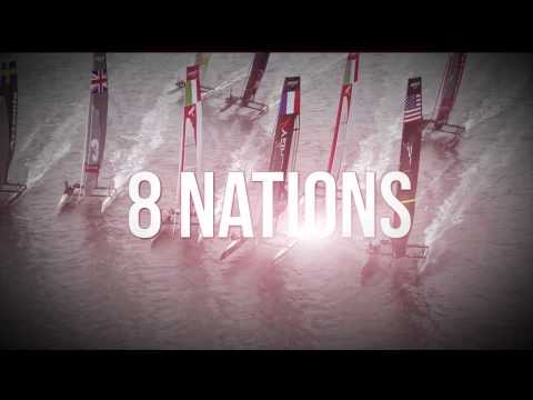 Next World Energy - [ENG] Teaser Red Bull Youth America's Cup