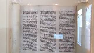 Jacob's Torah Scroll