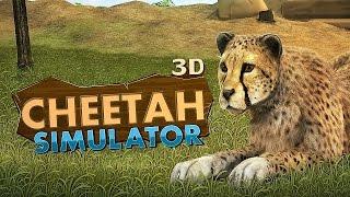 Cheetah Simulator 3D Attack - Gameplay Android
