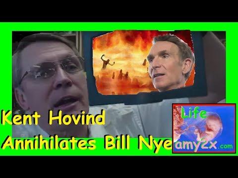 Kent Hovind Annihilates Bill Nye!
