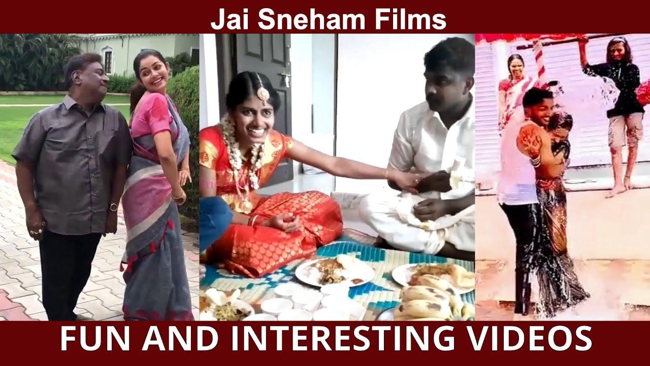#063 FUN AND INTERESTING VIDEOS | Jai Sneham Films