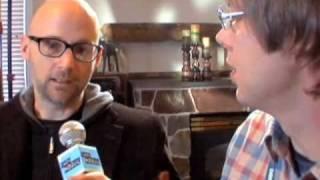Moby, Panavision Guru and a Moose: Indy Mogul at Sundance #2