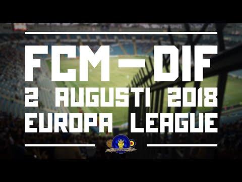 FC Mariupol – Djurgårdens IF 2/8 2018 (Europa League-kval)