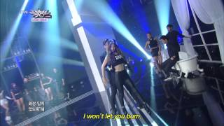 Nasty Nasty - KNOCK | 네스티네스티 - 노크 [Music Bank HOT Stage / 2014.09.12]