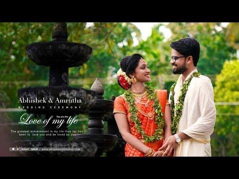 Our New Beginning - Classic Wedding Film Of Abhishek And Amrutha