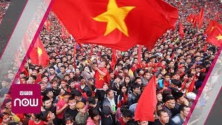 Lễ đón đoàn thể thao Việt Nam | VTC Now
