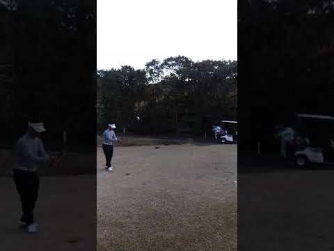 こんぴらレイクサイドゴルフ倶楽部東9番