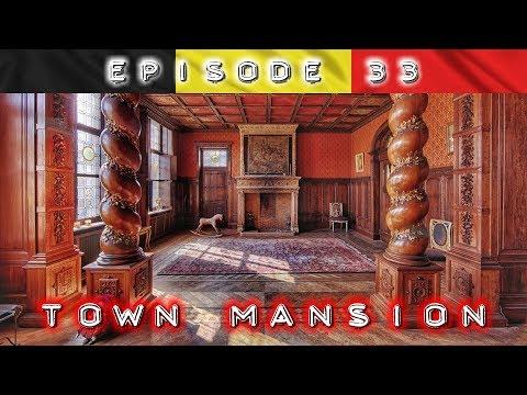 Town Mansion: DAS LUXURIÖSE HERRENHAUS eines reichen deutschen Ölhändlers 🔎 Lost Place 🔎 Urbex