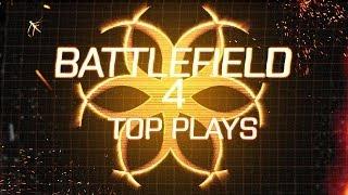 Hazard Cinema Top 5 Battlefield 4 Plays :: Episode 12
