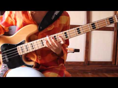 New Feeling - Talking Heads (bass cover) mp3