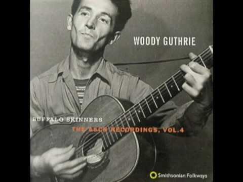 Go Tell Aunt Rhody - Woody Guthrie