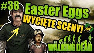 KENNY MIAŁ NAS OPUŚCIĆ?! WYCIĘTE SCENY #5! [Ciekawostki Z] The Walking Dead #38 | Easter Eggs