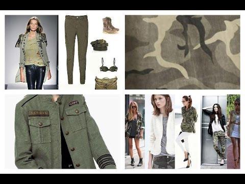 Oliva OutfitsCustomiza Inspiración Con Verde MilitarArmy Parches thQrdsCx