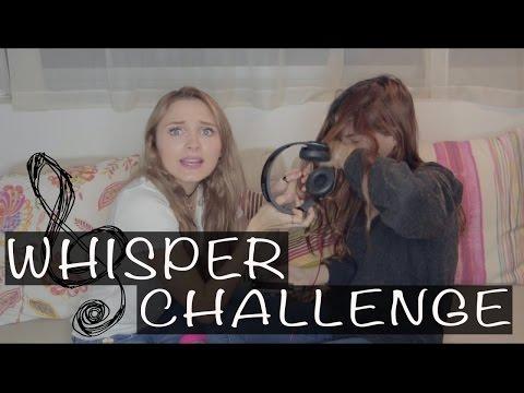 WHISPER CHALLENGE / Natty Castro Ft Agustina Palma
