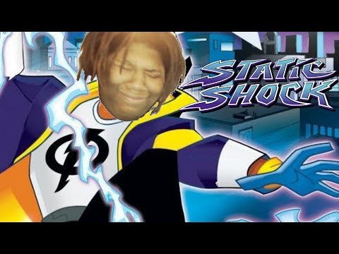 Static Shock: Exposed (Roasted)